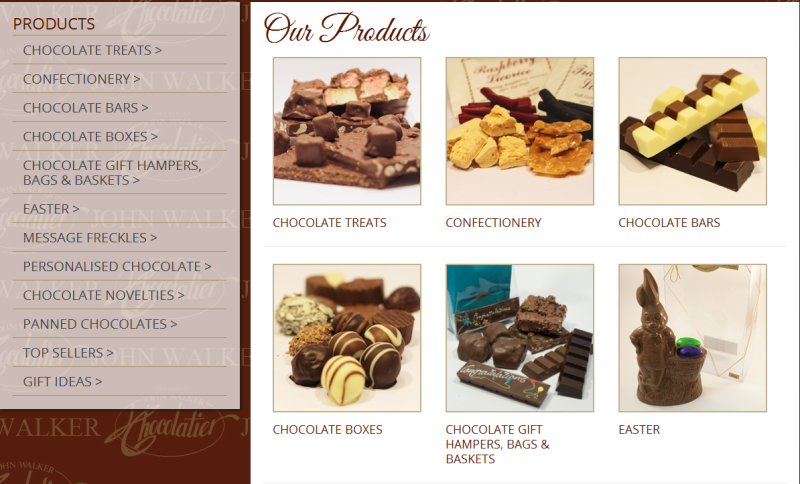 leading chocolatier in Perth