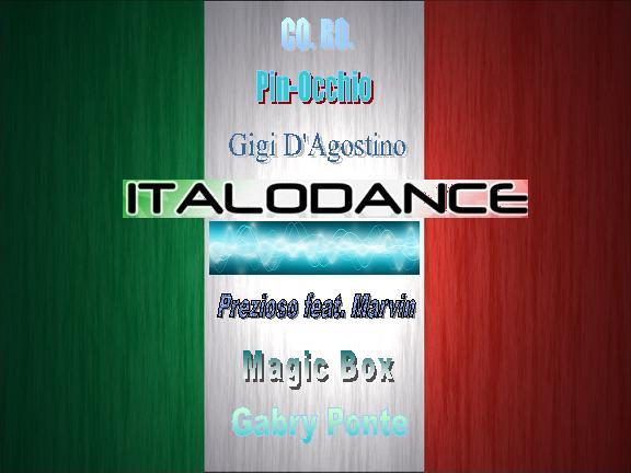 Italodance zene