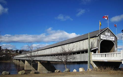Ponte coberta mais longa do mundo