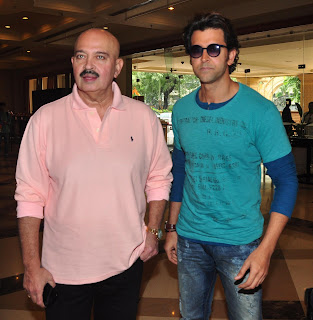Hrithik Roshan @ unveil of 'Kid Krrish'