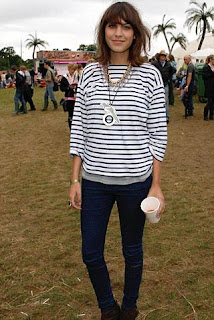 Alexa Chung Hairstyles - celebrity Hairstyle Ideas for Girls