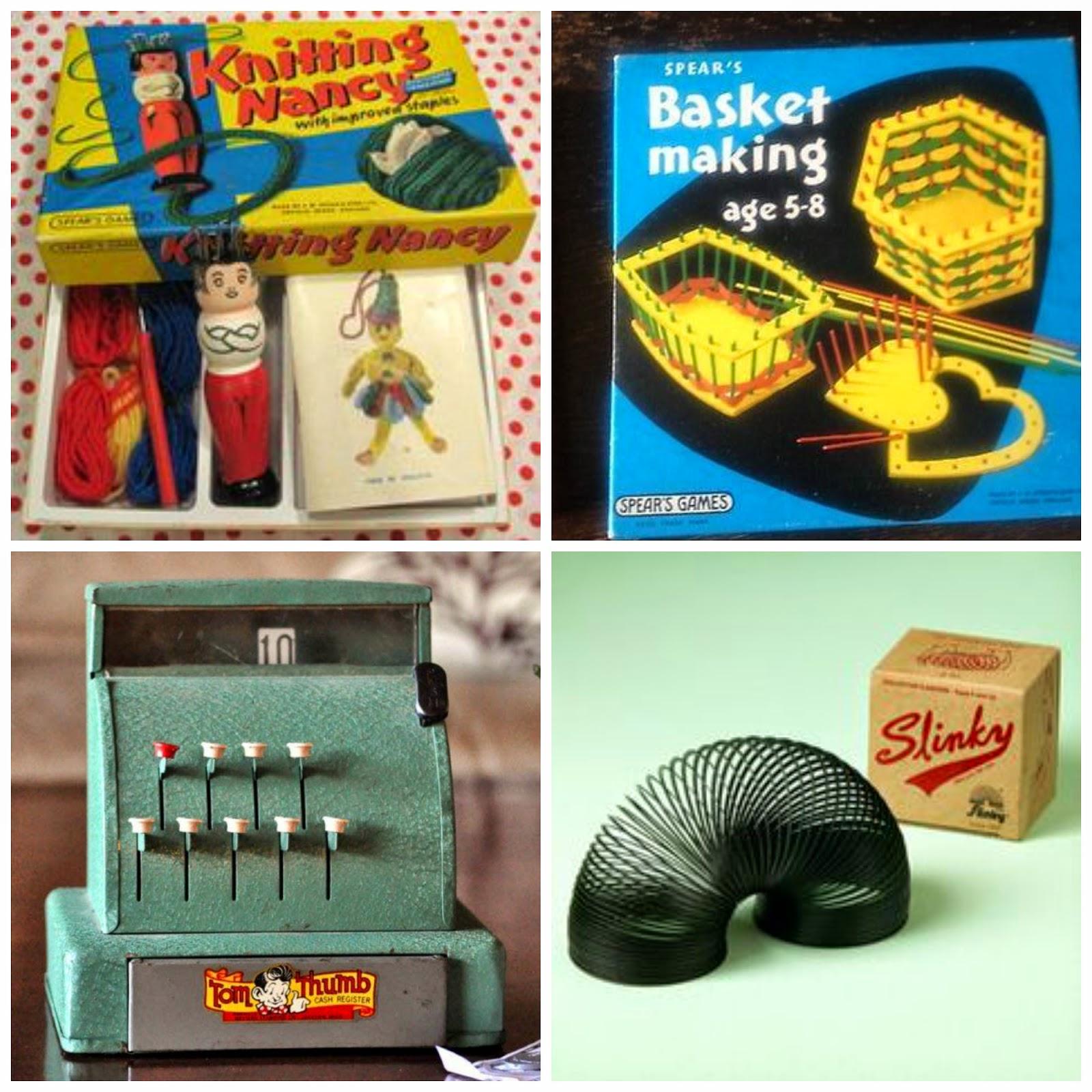 Seventies toys