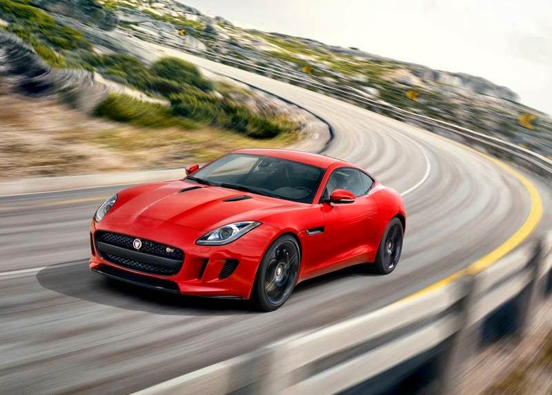 Jaguar F-Type Coupe 2015 Review and Price