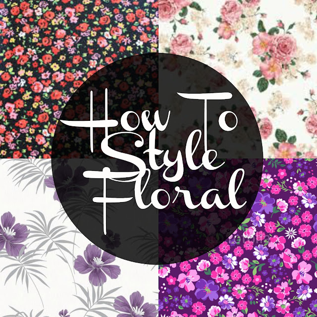 How to Style Floral