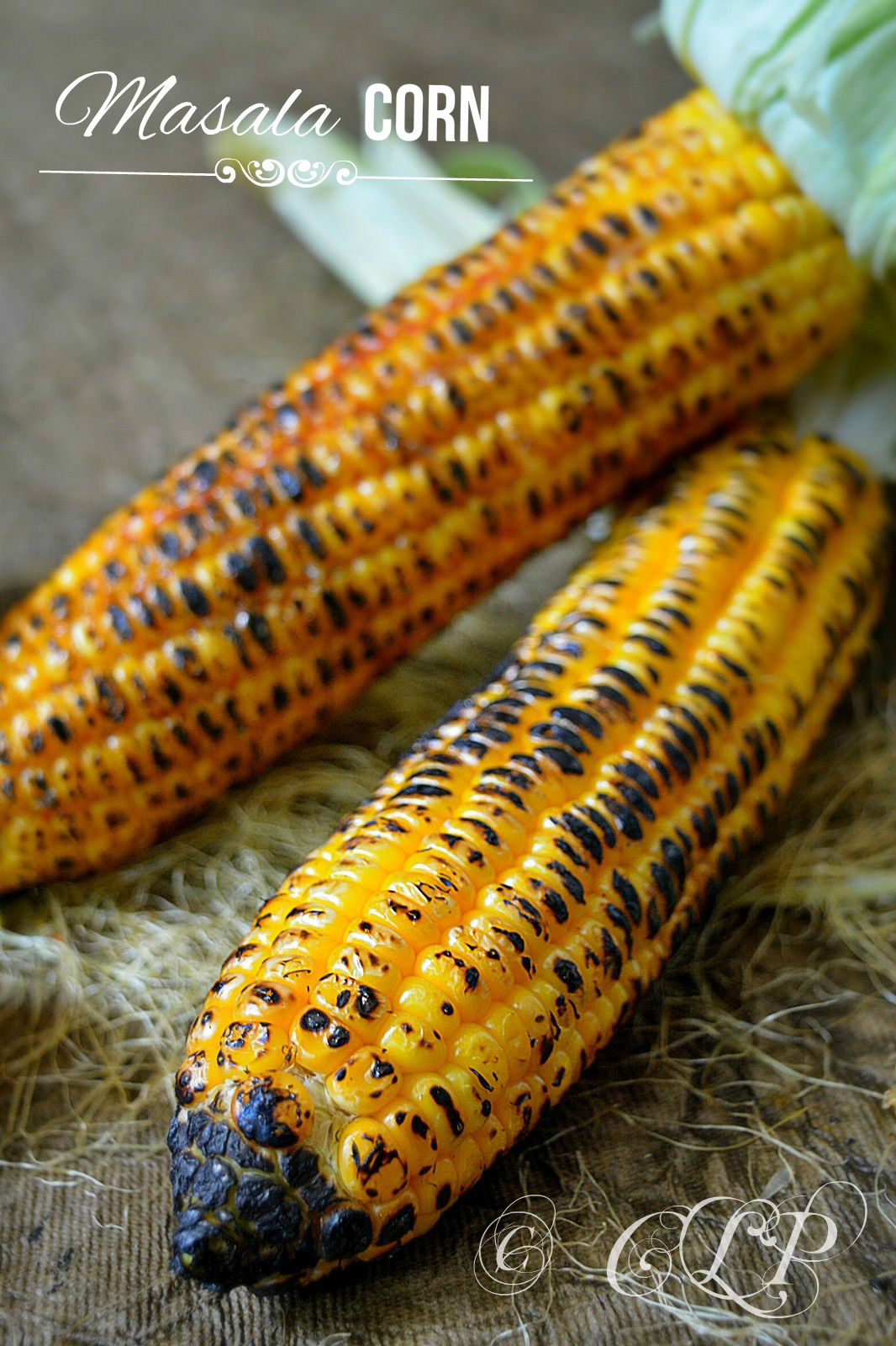 Roasted Masala Corn Recipe