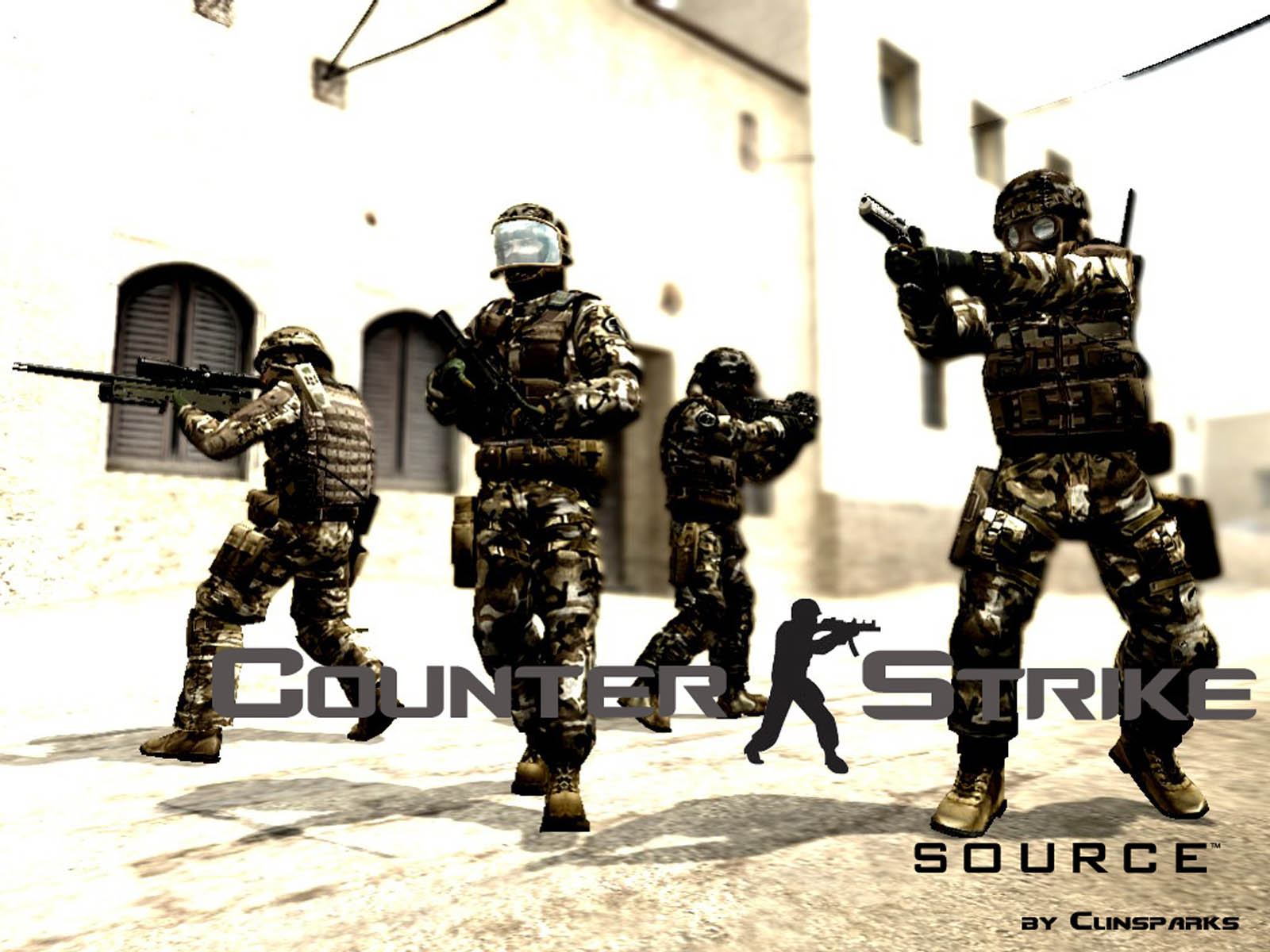 Wallpapers Counter Strike Source Game Wallpapers