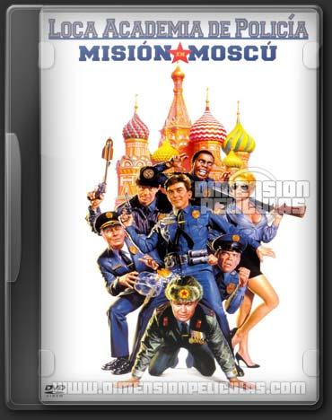 Locademia de Policía 7: Misión Moscu (DVDRip Español Latino)