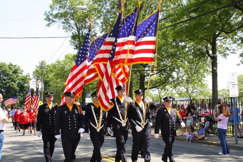 Memorial Day Parade New York
