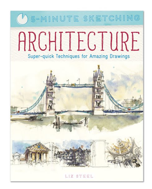 Featured in 5-Minute Sketching Architecture