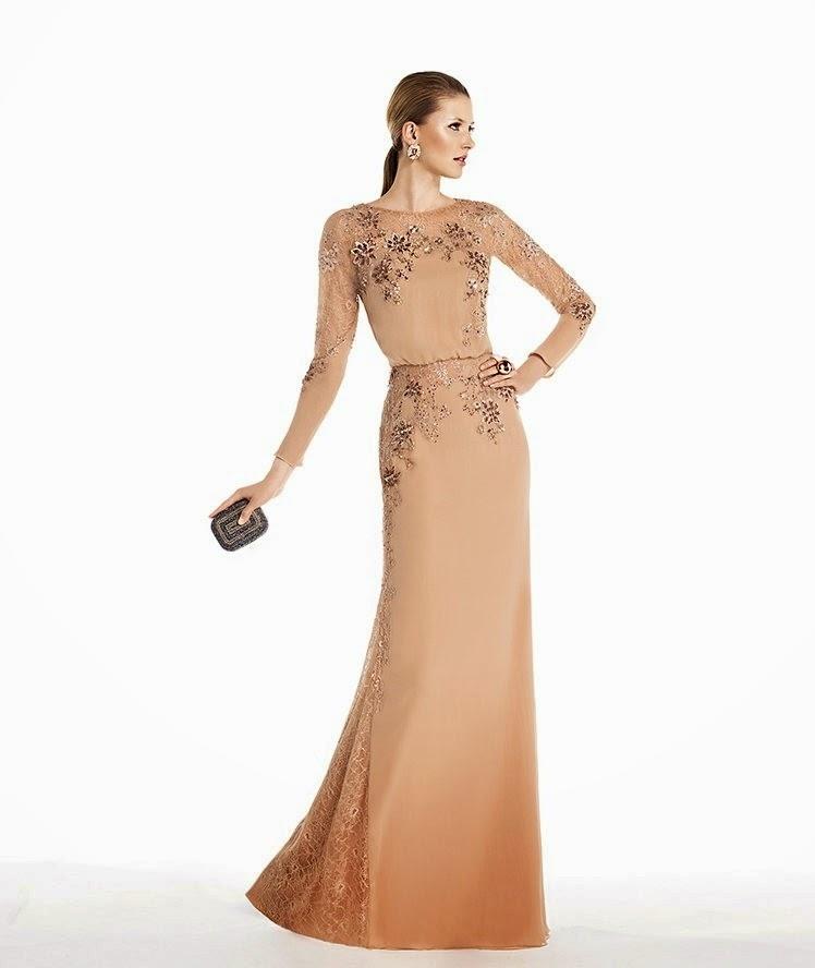 Paginas de vestidos de noche 2014