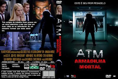Armadilha (ATM) DVD Capa