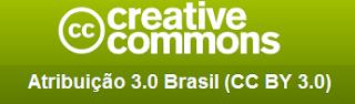 Todo o conteúdo deste site está publicado sob a Licença Creative Commons Atribuição 3.0 Brasil.