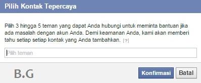 Tips Komplit Agar Akun Facebook Aman