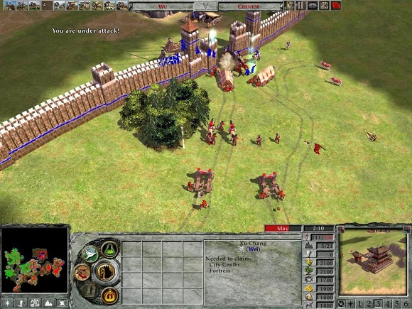 empire earth 3 highly compressed software