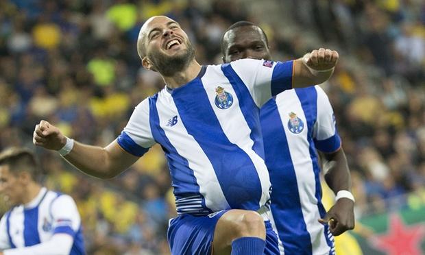 Hasil laga Maccabi Tel Aviv 1-3 Porto