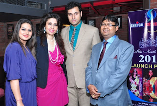 Miss North India 2013 Contest Launched in Delhi