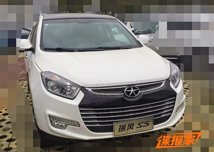 Novo Jac T6 é apresentado com visual diferente na China