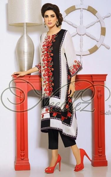 Needlez eid Collection-2014 Formal Dresses