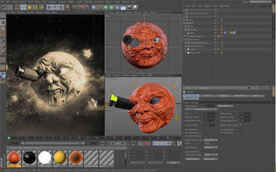 Cinema 4D Studio R14 Full Version