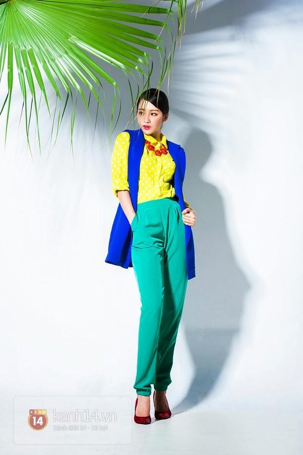 Kha Ngan - Model Vietnam
