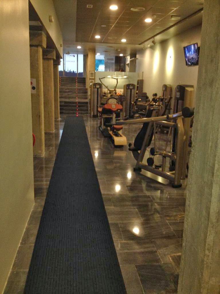 gimnasio diferente,santiago bernabéu,fitness,exclusivo