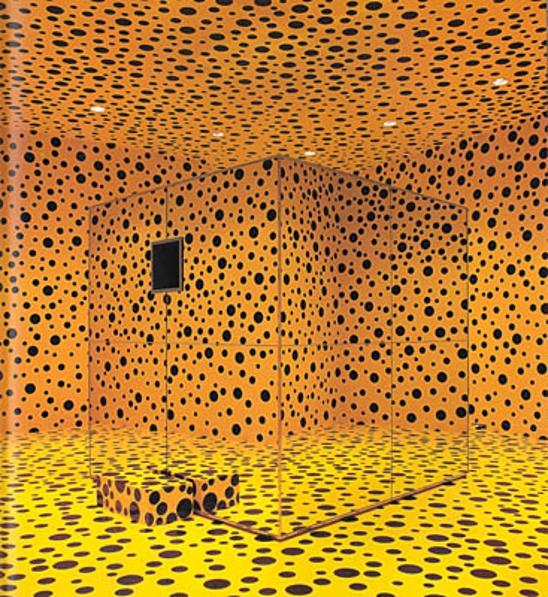 El punto sobre las íes, Yayoi Kusama | Turkish Twilights And ...