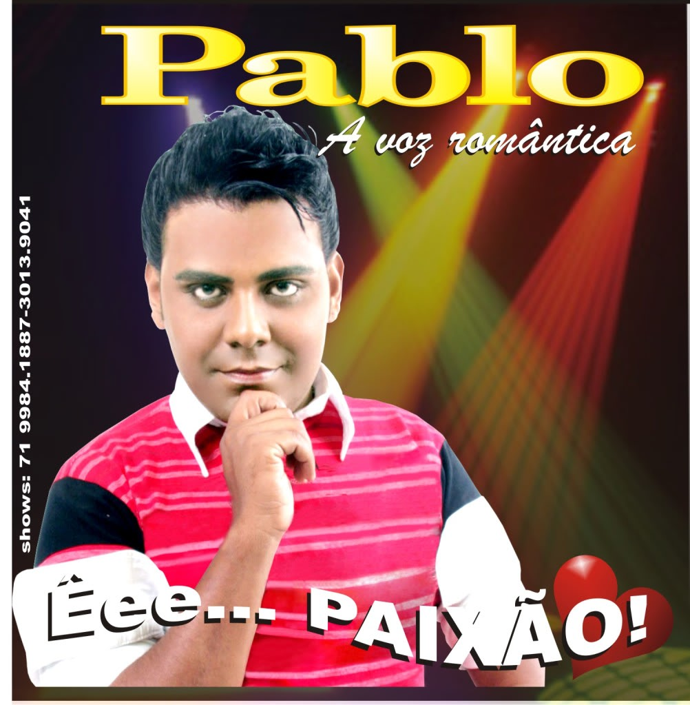 Download Pablo a Voz Romantica - A Casa ao Lado Mp3