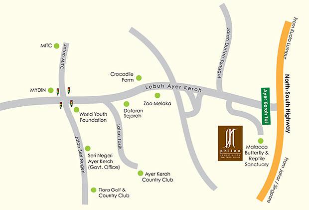 Linda Travelogue  Philea Resort Melaka