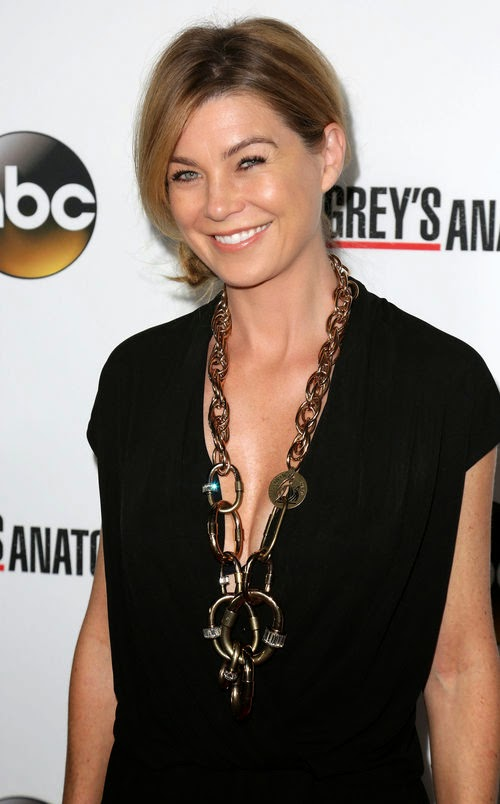 Surprise! Ellen Pompeo is the 2nd time Mom