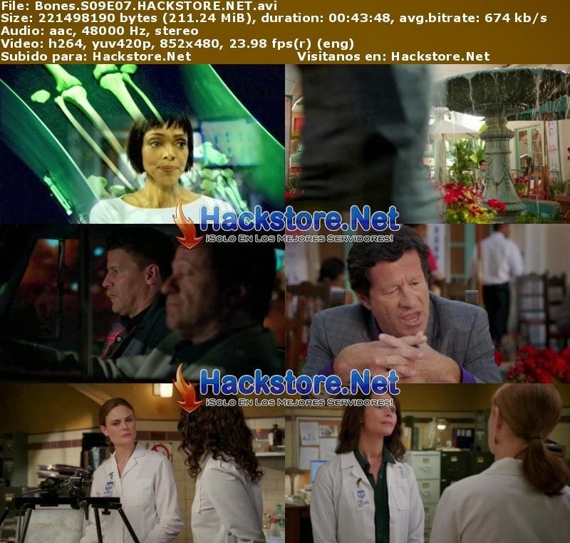 Captura Bones Temporada 9