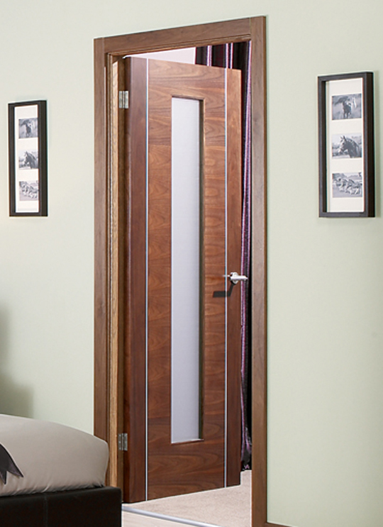New interior office doors from magnet trade exotic house for Office glass door entrance designs