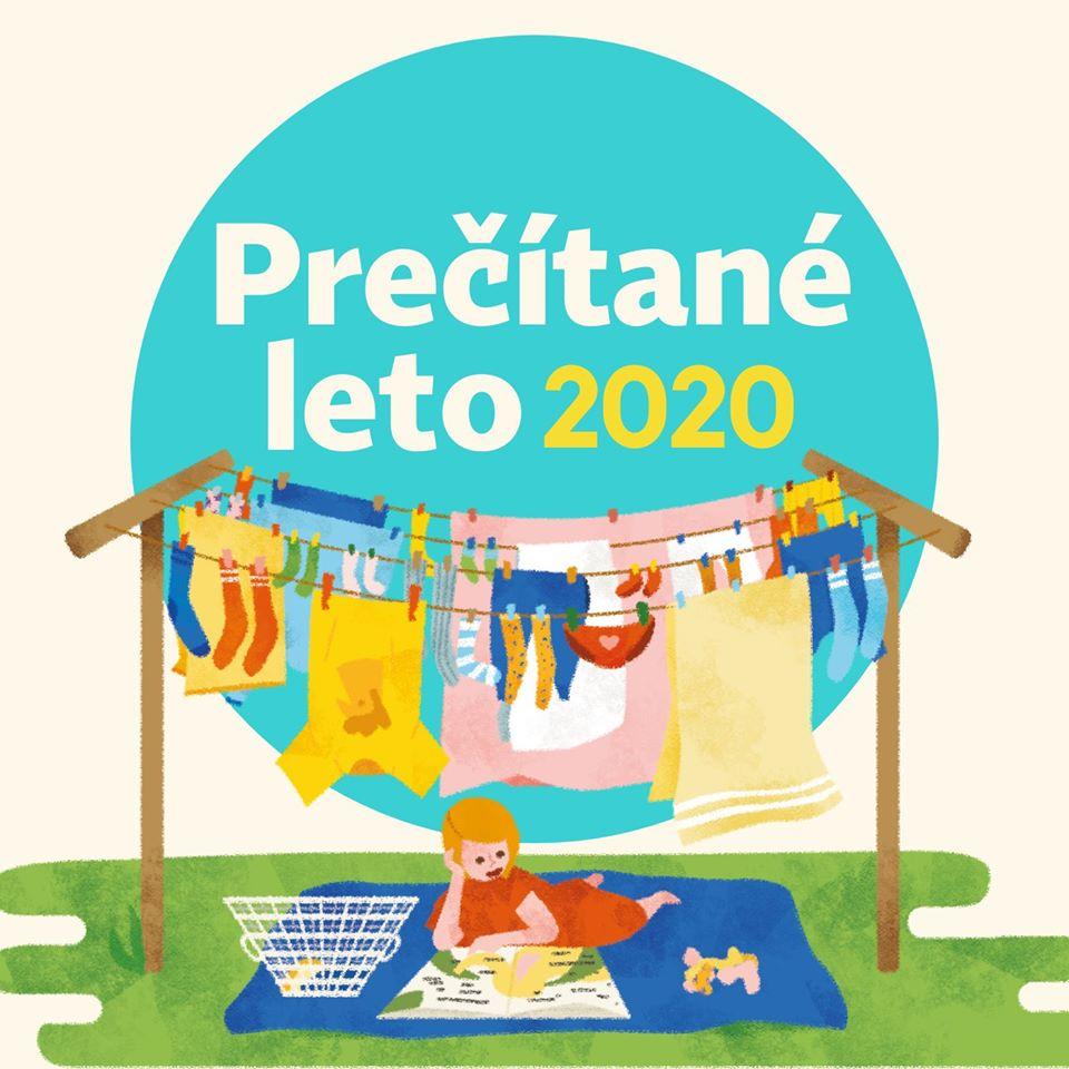 Prečítané leto 2020