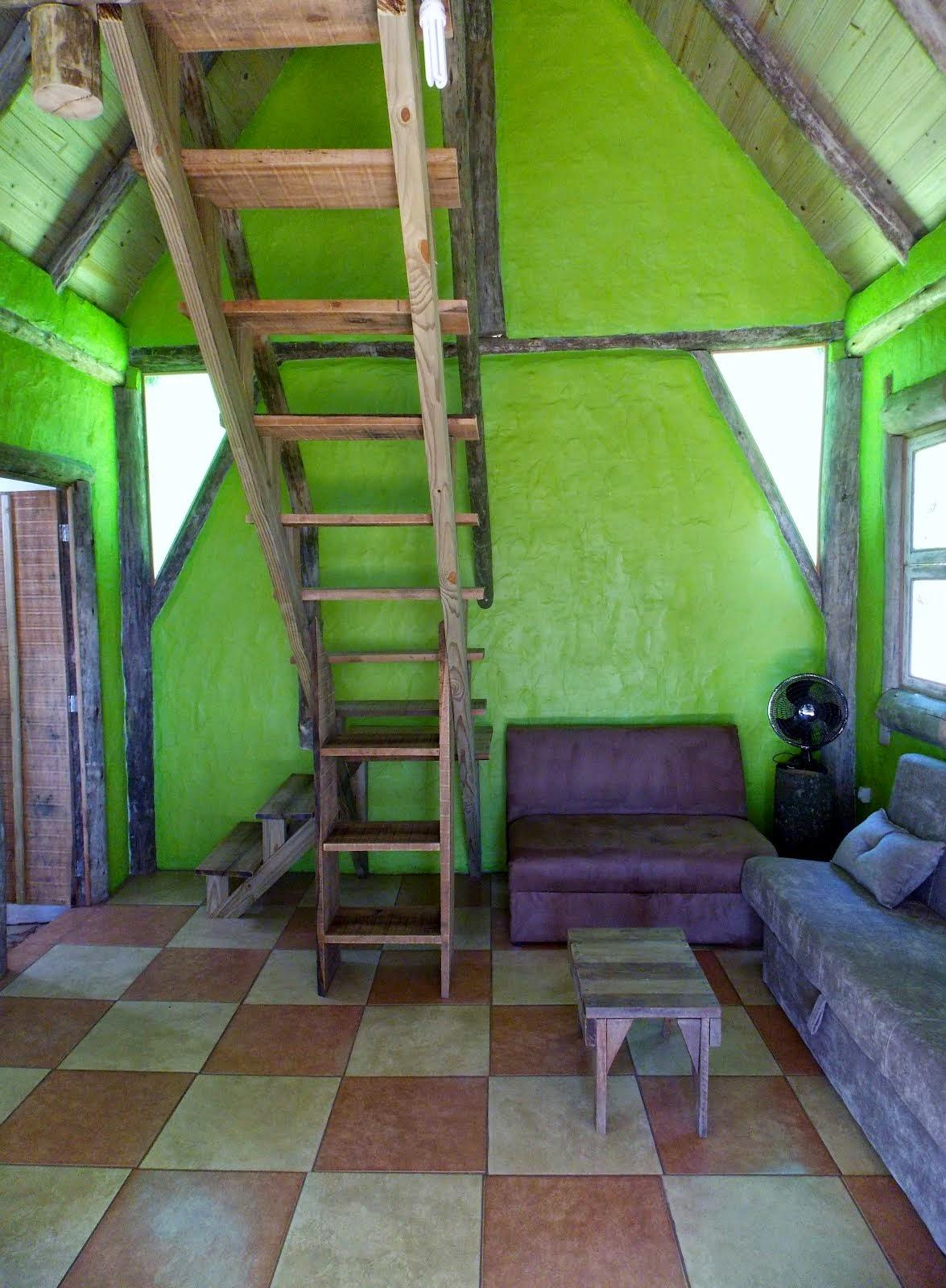 Escada cabana 10