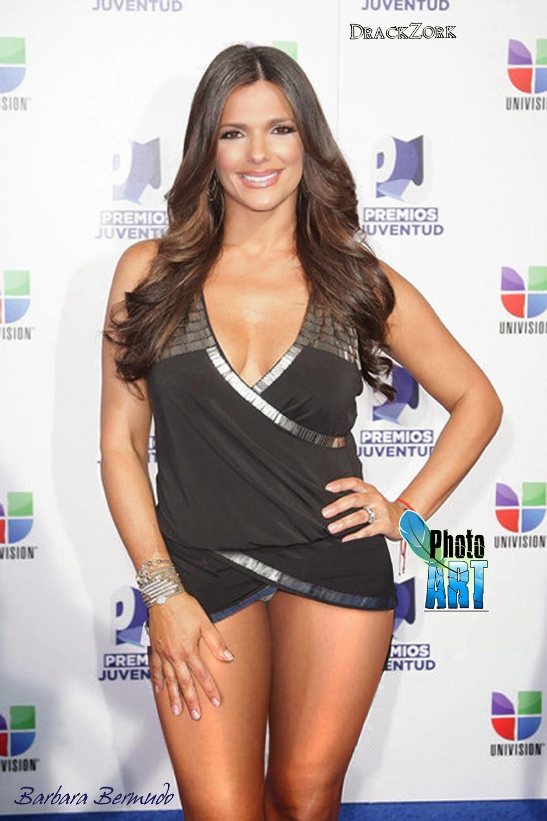 barbara bermudo sexy presentadora de univision