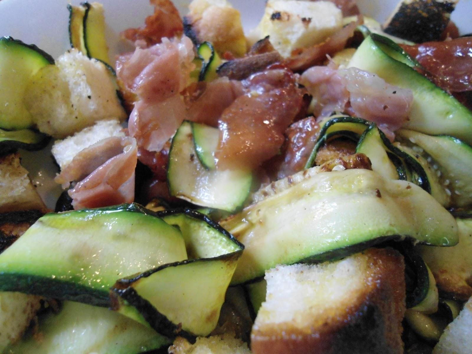 Fatemi cucinare zucchine in insalata for Cucinare zucchine in padella