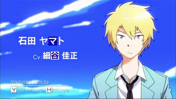 Yamato Ishida - Digimon Adventure Tri