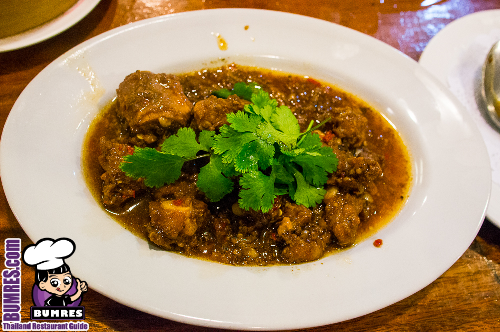 Restaurant Review - Bangkok (mostly) - All Around The World!: Krua Nai Baan L...