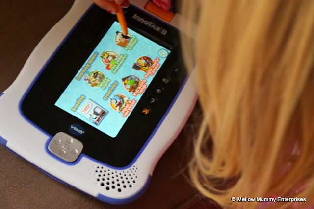 Thomas and Friends on the VTech Innotab 3