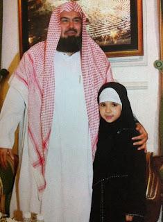 الطفلة صفاء السديسية الشيخ عبدالرحمن السديس image002.jpg