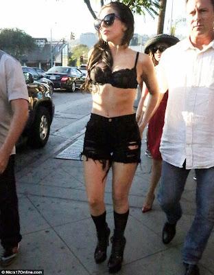 Lady Gaga gay bar