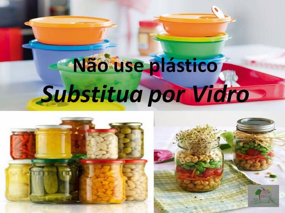 Casa da sa de natural guardar os alimentos em recipientes de pl stico ou de vidro e porqu - Recipientes para alimentos ...