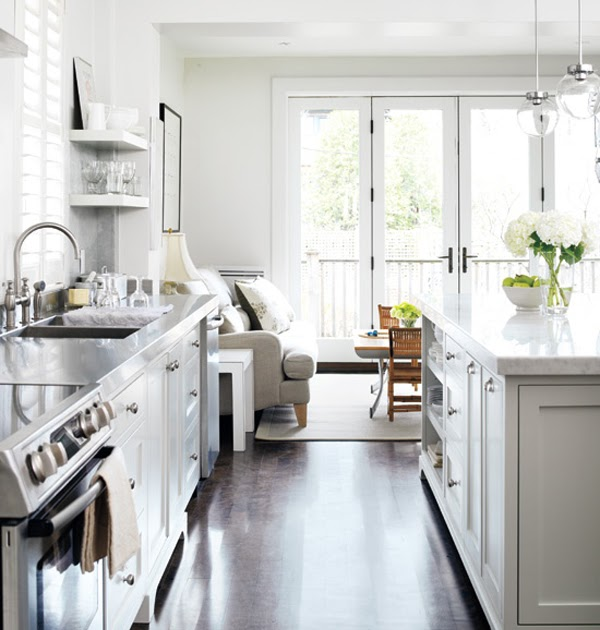 Rooms Bloom: I'm Dreaming Of A White Kitchen