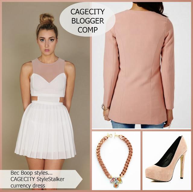 Cagecity Blogger Comp
