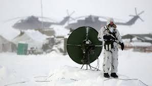 Rusia despliega radares y aviones caza en el Ártico