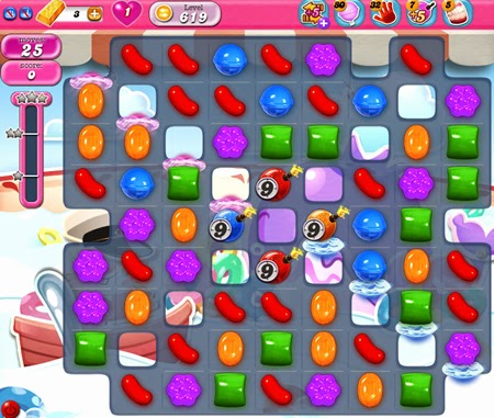 Candy Crush Saga 619