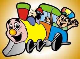 Embarque no trem da imaginação!