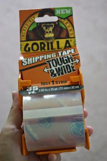 Gorilla Packing Tape