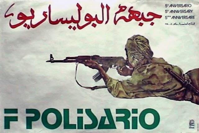 10 de mayo 1973 : creación del Frente Polisario