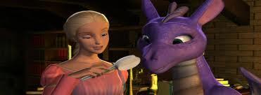 Barbie como Rapunzel