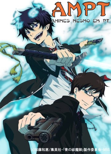 ao no exorcist legendado pt-pt
